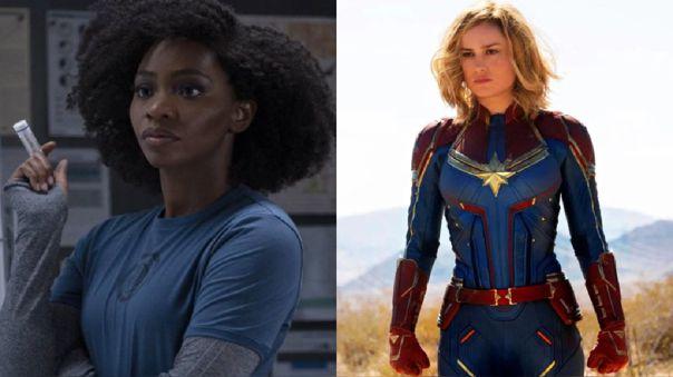 WandaVision y Capitana Marvel 2