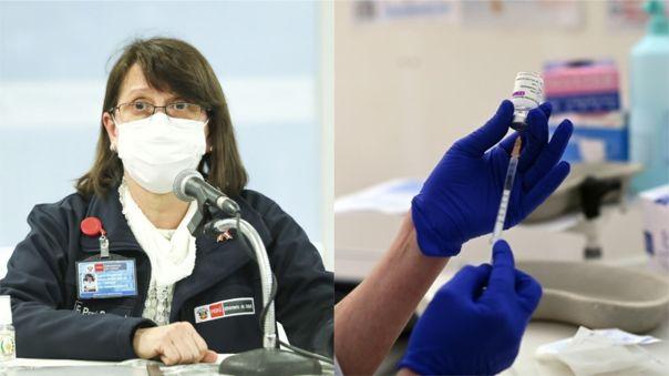 La ministra de Salud señaló que la Contraloría vigilará el proceso de vacunación.