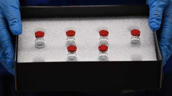 Austria ofrece producir las vacunas rusa o china