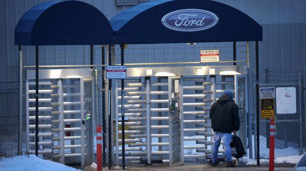 Ford ha sufrido los efectos de la escasez de chips.