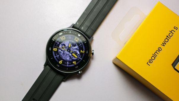 NIUSGEEK tiene a prueba al realme watch S