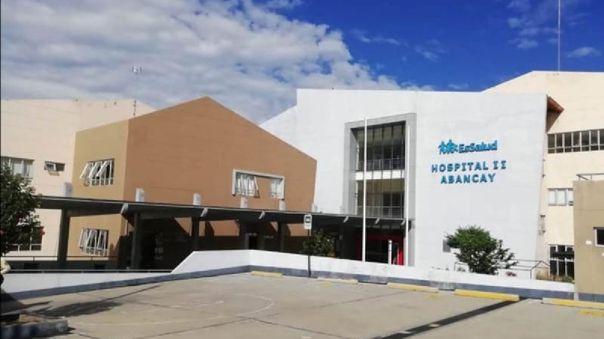 Colegio Médico de Apurímac señala que hospitales del seguro social han colapsado por falta de camas UCI y oxígeno.