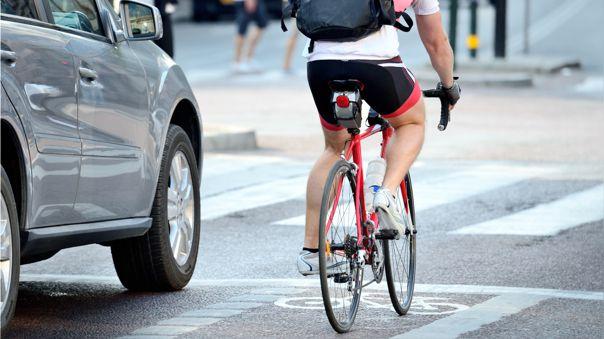 Según estudio, durante la pandemia la bicicleta se ha posicionado como uno de los medios de transporte más valorados por la ciudadanía.