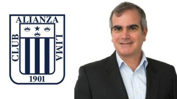 Miguel Pons es el nuevo administrador concursal de Alianza Lima