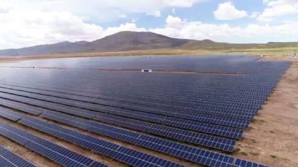 La primera fase de la obra se entregó en septiembre de 2019, durante la gestión del expresidente Evo Morales, y su finalización estaba prevista inicialmente para marzo del año pasado.