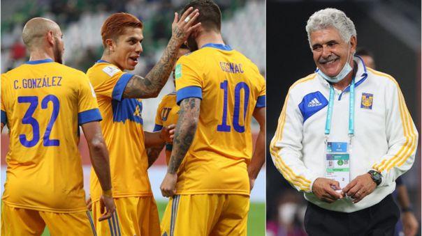 Tigres eliminó en 'semis' del Mundial de Clubes a Palmeiras