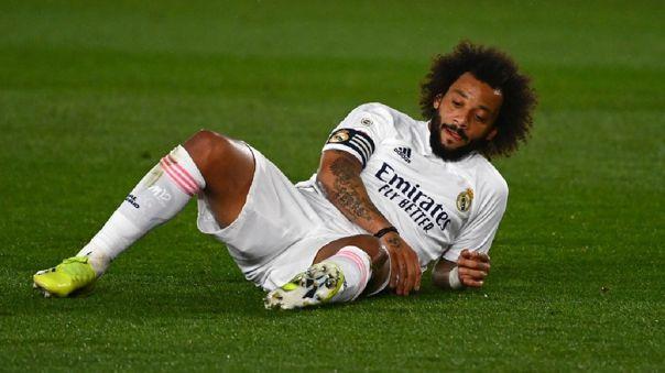 Marcelo se suma a los lesionados del Real Madrid