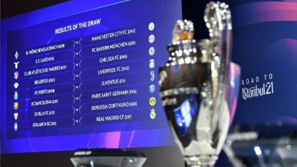 Champions League podría tener cambios a partir del 2024