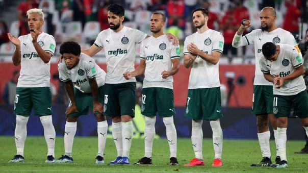 Palmeiras acabó el el cuarto lugar del Mundial de Clubes