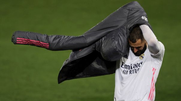 Karim Benzema y como podría traicionar a Florentino Pérez en el Real Madrid