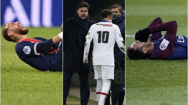 Neymar se perderá la ida de octavos de final de Champions contra Barcelona