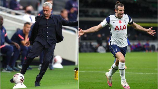 Gareth Bale lleva cuatro goles en el Tottenham desde su retorno
