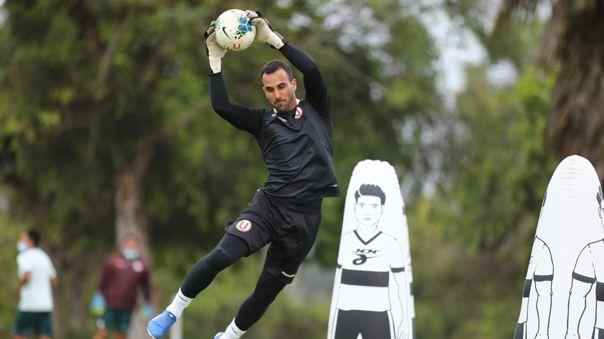 José Carvallo tiene contrato con Universitario hasta el 2022