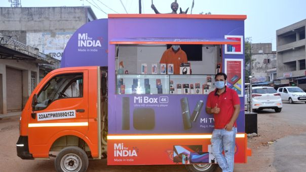 Xiaomi es la principal marca de teléfonos en India.