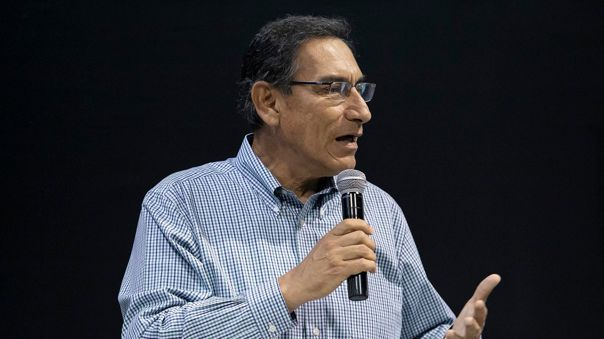 Martín Vizcarra afirmó que fue voluntario de los ensayos clínicos para la vacuna de Sinopharm.