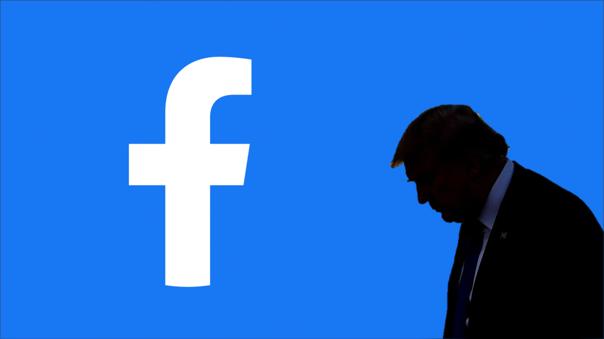 Organización solicita a Facebook mantener el bloqueo a las cuentas de Donald Trump