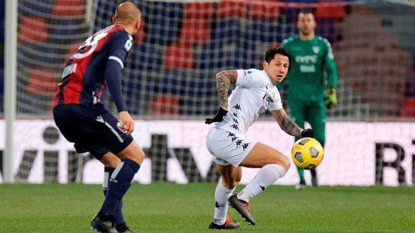 Benevento empató 1-1 con Bologna por la fecha 22 de la Serie A 2020-21