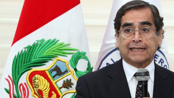 Ugarte fue ministro de Salud durante el segundo gobierno de Alan García.