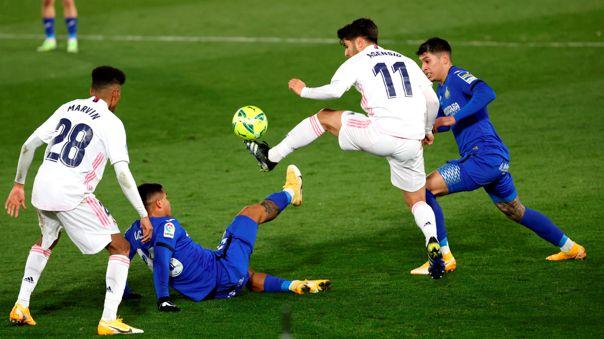 Real Madrid enfrenta en el Di Stéfano a Valencia por la fecha 23 de LaLiga