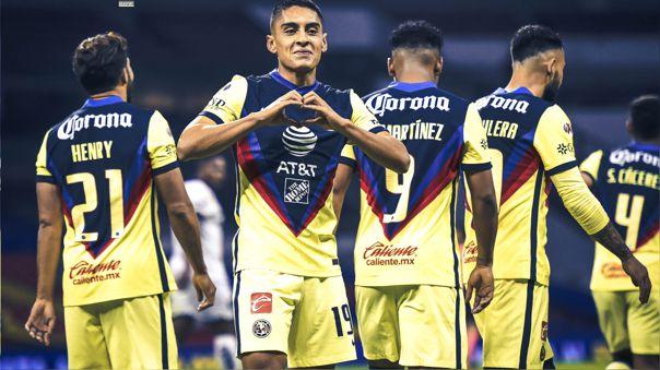América venció 2-1 a Querétaro por la Liga MX
