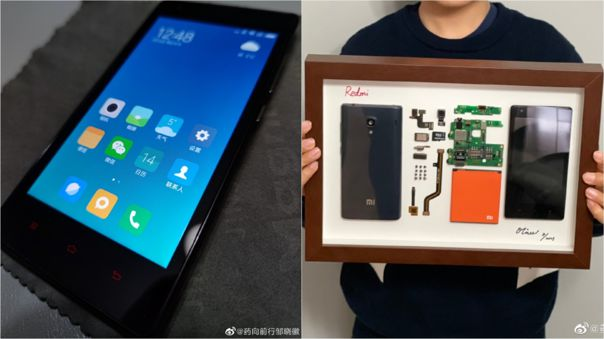 El primer celular Redmi fue lanzado en 2013.