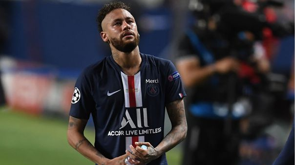 Neymar se perderá el primer duelo ante Barcelona por octavos de la Champions
