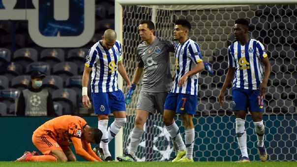 Porto derrotó 2-1 a Juventus en la ida de octavos de final de la Champions League