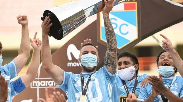 Sporting Cristal: las dos opciones para reemplazar a Emanuel Herrera