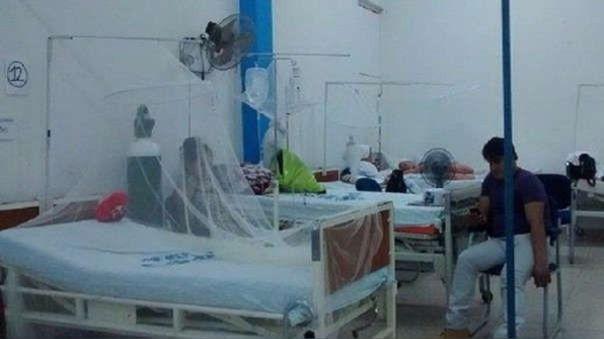En solo mes y medio los hospitales referenciales han recibido 20 pacientes con doble infección provenientes de las regiones de San Martin, Cajamarca y Amazonas.