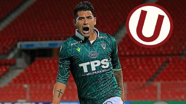 Enzo Gutiérrez firmó por todo el 2021 con Universitario de Deportes