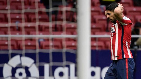 Atlético de Madrid perdió 0-2 ante Levante por la fecha 24 de LaLiga