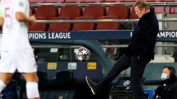 Barcelona cayó 1-4 en el Camp Nou ante PSG por la Champions League