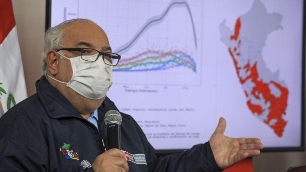 A parte de él, Luis Suárez intercedió para que seis familiares también sean vacunados antes de que la vacuna de Sinopharm sea aprobada para su uso en Perú.