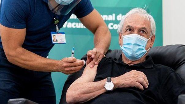 El objetivo del Gobierno es inocular a los mayores de 65 años esta semana y a toda la población de riesgo -casi 5 millones de personas- antes de que finalice el primer trimestre.