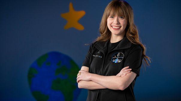 Hayley Arceneaux es actualmente asistente médica del St. Jude Children's Research Hospital.