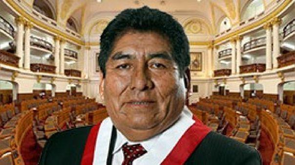 Parlamentario Hipólito Chaiña Contreras