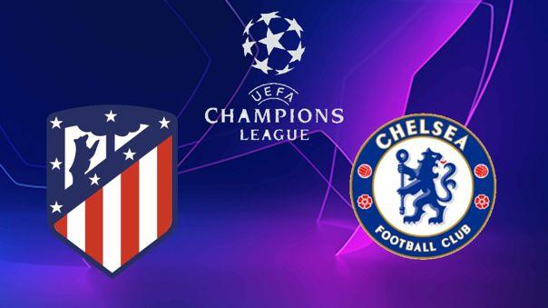 Atlético de Madrid vs. Chelsea: cómo, cuándo y dónde ver EN DIRECTO el  partido por la Champions League | Fútbol EN VIVO | España | Italia |  Colombia | Argentina | RPP Noticias