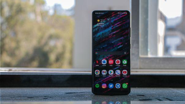 NIUSGEEK tiene a prueba al Samsung Galaxy S21 Ultra