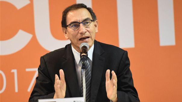 Vizcarra Cornejo indicó que ha pedido disculpas de manera sincera.