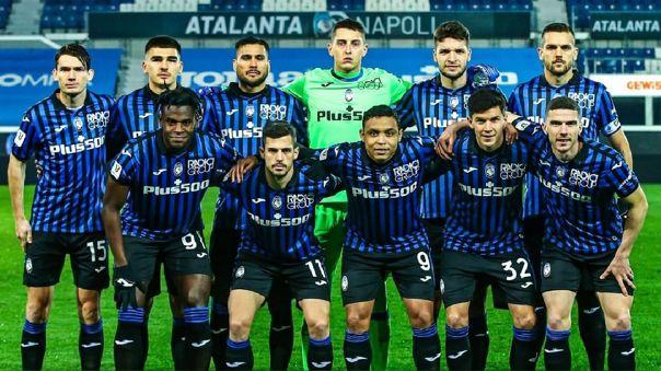 Atalanta se medirá al Real Madrid por octavos de final de la Champions League