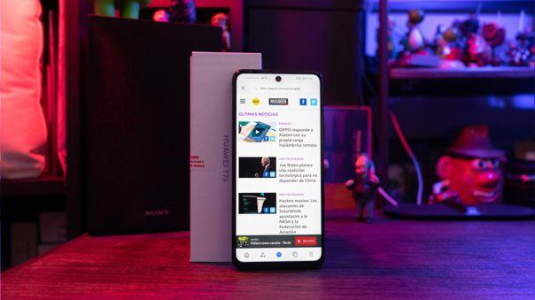 NIUSGEEK tiene a prueba al Huawei Y7a