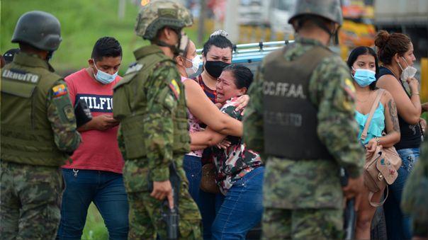 ECUADOR CRCELES