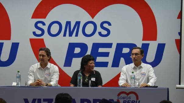 Salaverry, Li , Vizcarra