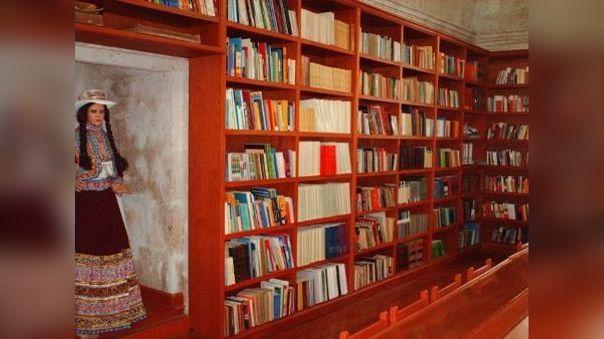 Biblioteca Mario Vargas Llosa