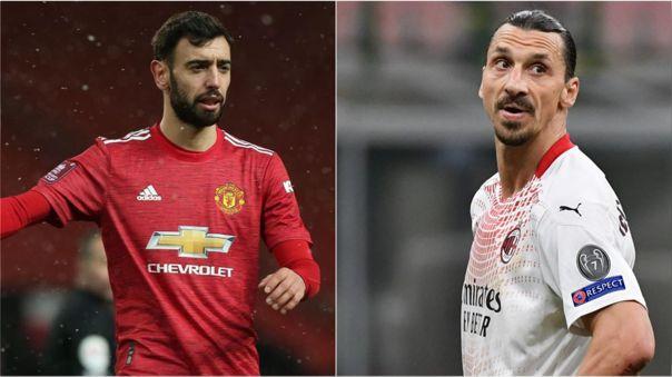 United y Milan chocarán en octavos de final de la Europa League