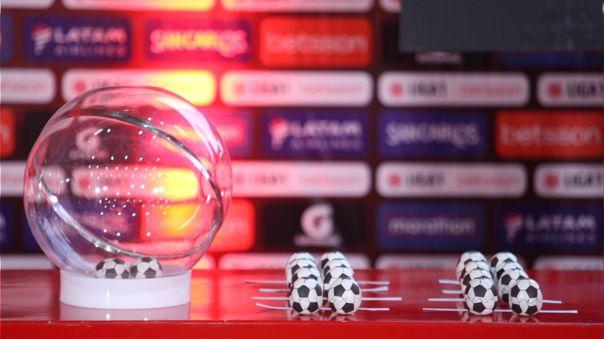 Sorteo de la Fase 1 de Liga 1 en la temporada 2021
