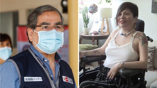 Ministro de Salud se refirió al caso Ana Estrada