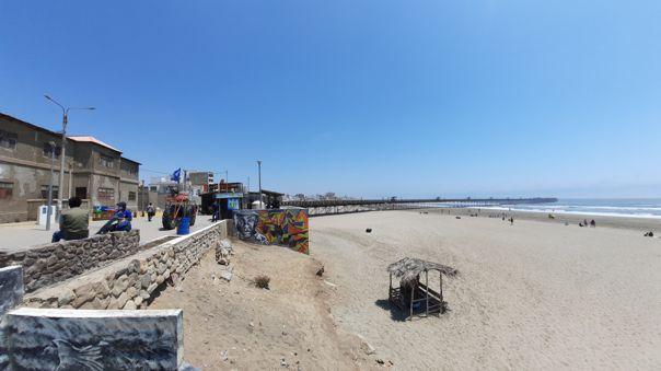 Lambayeque: Concejo Municipal se opone a permitir ingreso a la playa de Pimentel