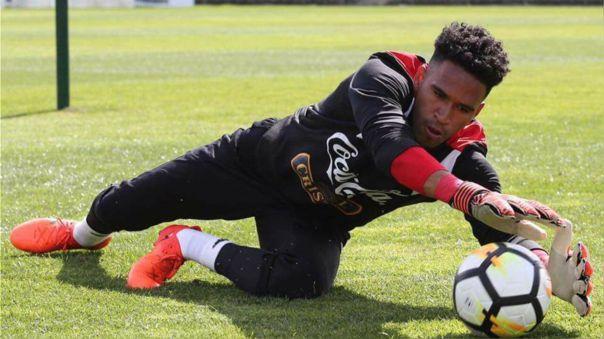 Pedro Gallese jugó los cuatro partidos de las Eliminatorias Qatar 2022