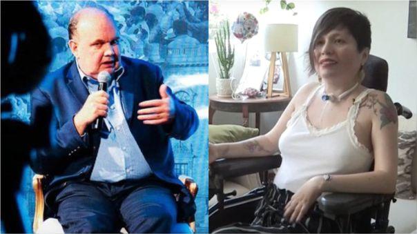 El candidato presidencial Rafael López Aliaga criticó la decisión del Poder Judicial quien aprobó la muerte asistida para Ana Estrada.